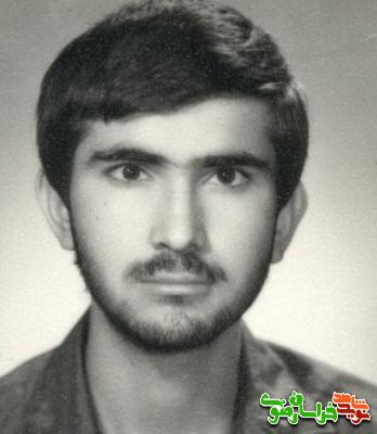 شهید محمودرضا امینی