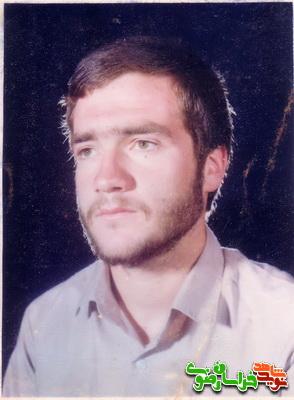 شهید مسعود غرویان
