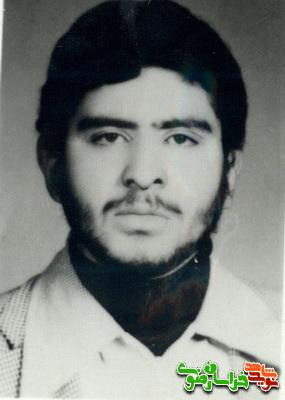 شهید عبدالوهاب ابراهیمی