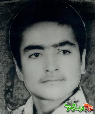 شهید علی اصغر ذوالفقاری