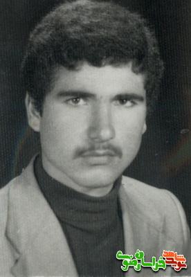 شهید محمدرضا سبزوی