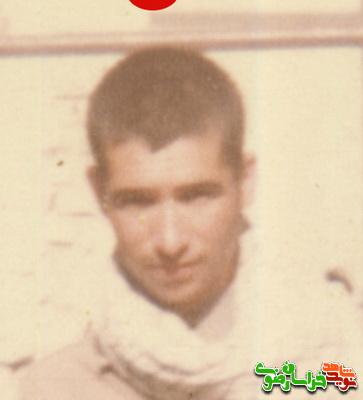 شهید علی اکبر سیدآبادی