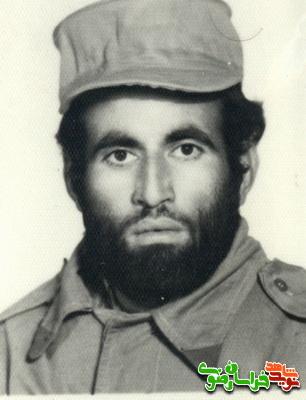 شهید محمد عرب خانی
