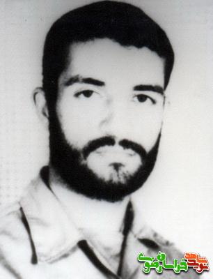 شهید عبدالله مشکانی