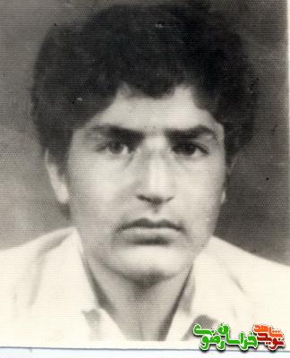 شهید مرادعلی محمودزاده