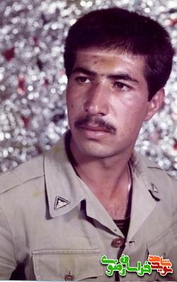 شهید سعید میش مست