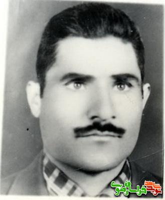شهید علی حسینی زهی