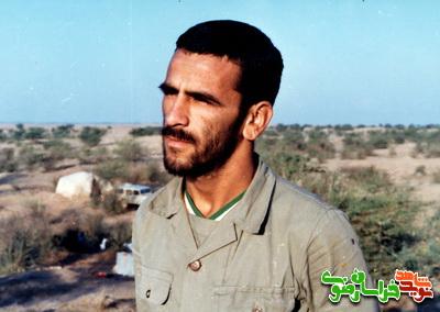 شهید نورعلی دادمحمدی سرخی