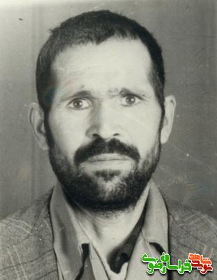 شهید غلام محمد رضائی