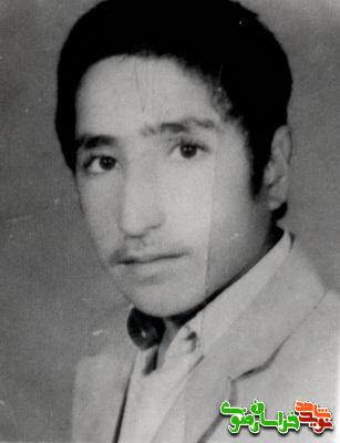 شهید محمود مولایی