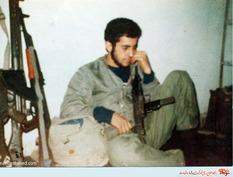 شهیدحسین کابلی فرمانده عملیات گروه